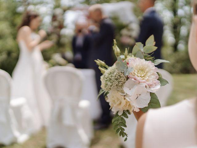 Il matrimonio di Fabio e Gessica a Fiume Veneto, Pordenone 35
