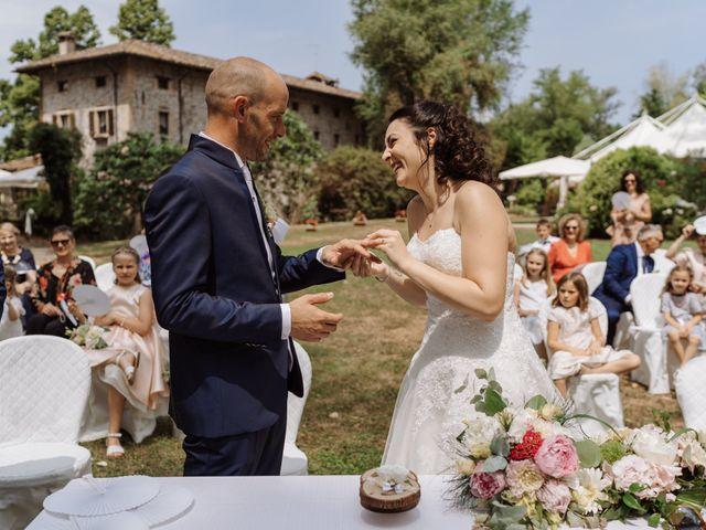 Il matrimonio di Fabio e Gessica a Fiume Veneto, Pordenone 36