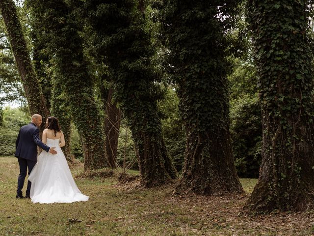 Il matrimonio di Fabio e Gessica a Fiume Veneto, Pordenone 38