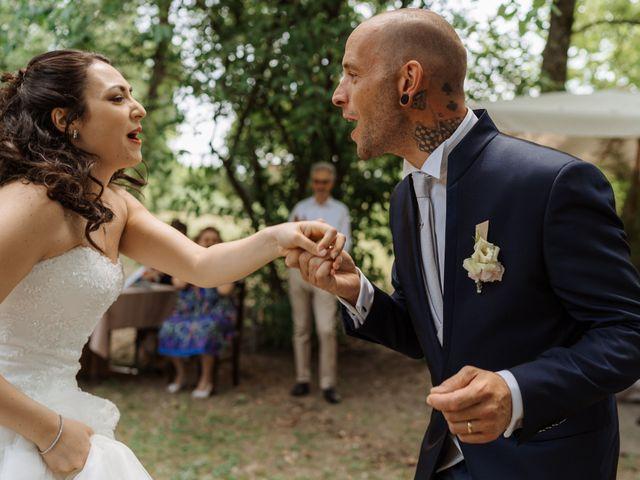 Il matrimonio di Fabio e Gessica a Fiume Veneto, Pordenone 39
