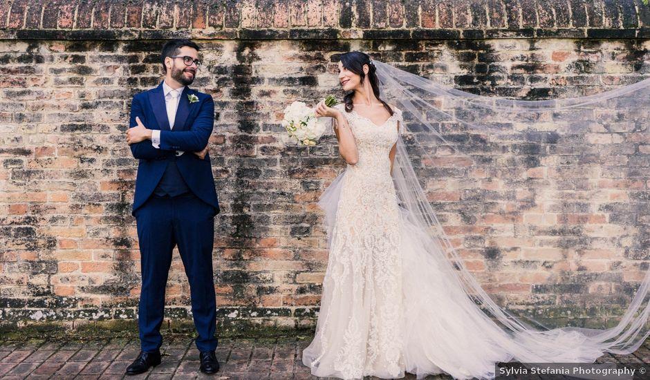 Il matrimonio di Christopher e Lucia a Belforte del Chienti, Macerata