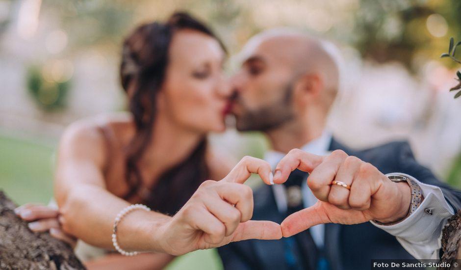 Il matrimonio di Denny e Serena a Bolognano, Pescara