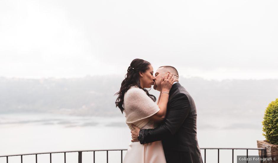 Il matrimonio di Mirko e Patrizia a Roma, Roma