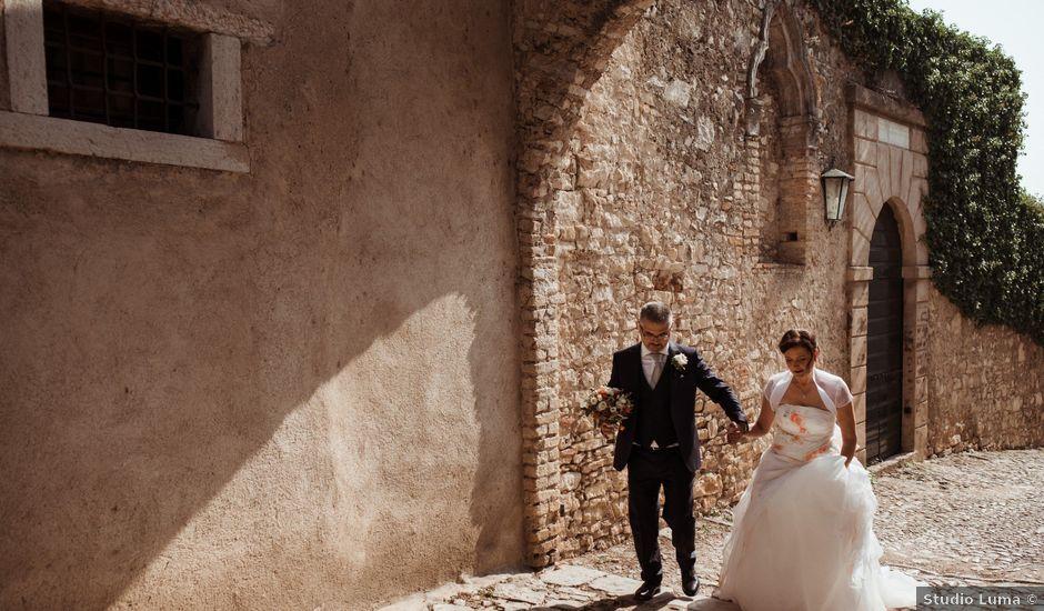 Il matrimonio di Luca e Raffaella a Bardolino, Verona