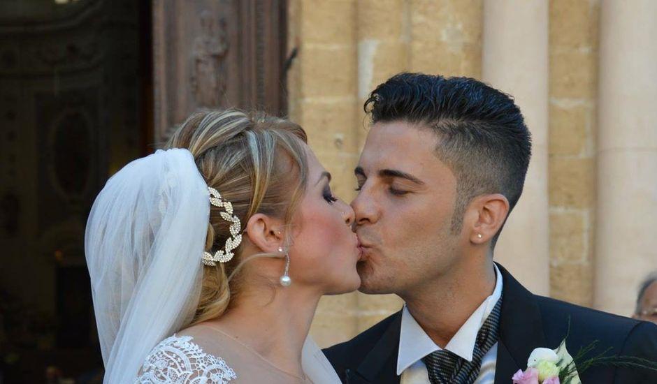 Il matrimonio di Carmine Nocito e Veronica Vitale a Palermo, Palermo