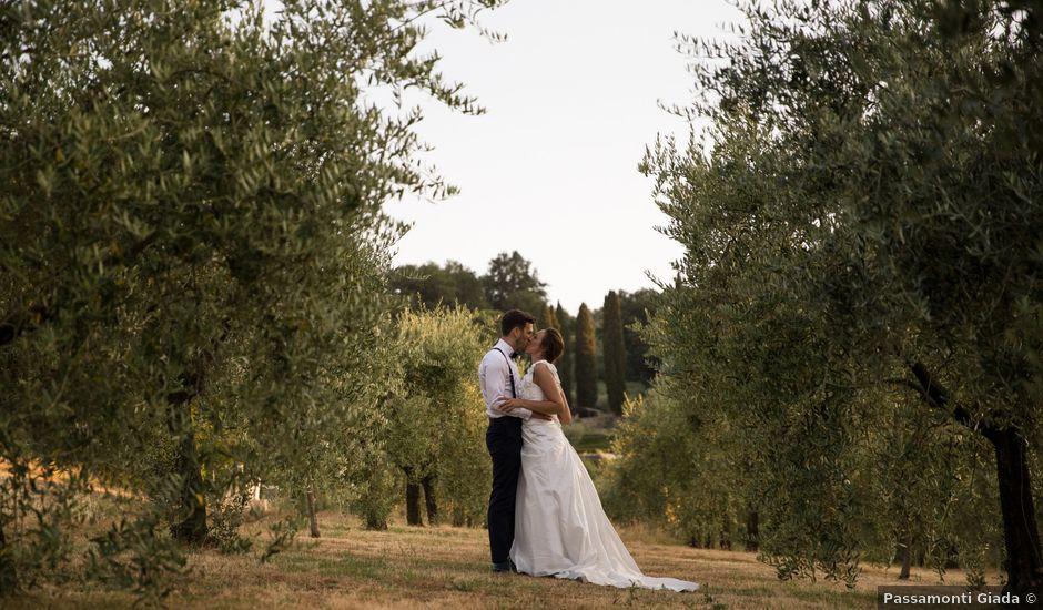 Il matrimonio di Gionni e Giulia a Quarrata, Pistoia