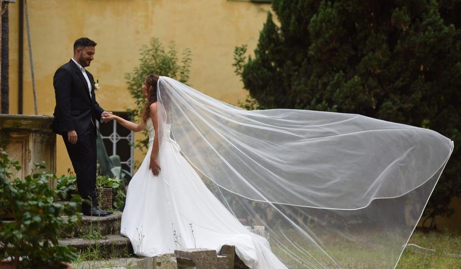 Il matrimonio di Giuseppe e Tania a Pisa, Pisa