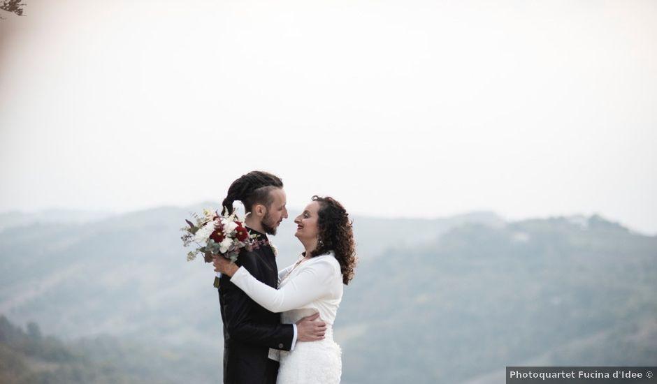 Il matrimonio di Alex e Mariam a Quattro Castella, Reggio Emilia