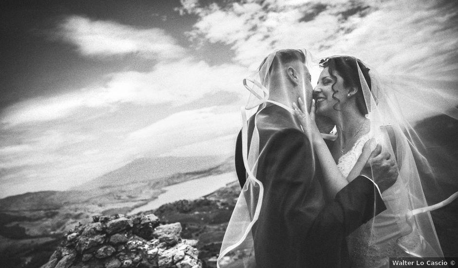 Il matrimonio di Nicoletta e Santo a Agira, Enna