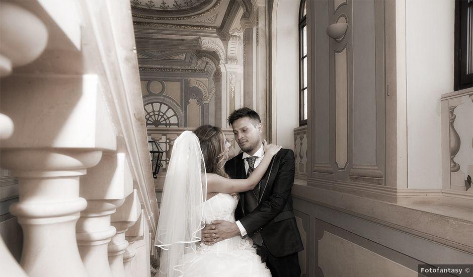 Il matrimonio di Sara e Samuele a Mogliano, Macerata