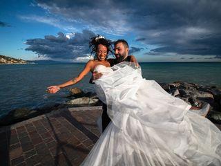 Le nozze di Rachele e Andrea