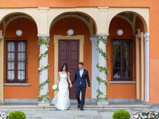 Le nozze di Luca e Ilenia