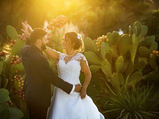 Le nozze di Giuseppe e Giuliana