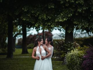 Le nozze di Giusy e Alice