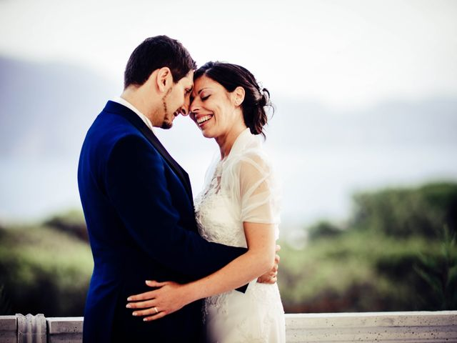 le nozze di Teresa e Alberto
