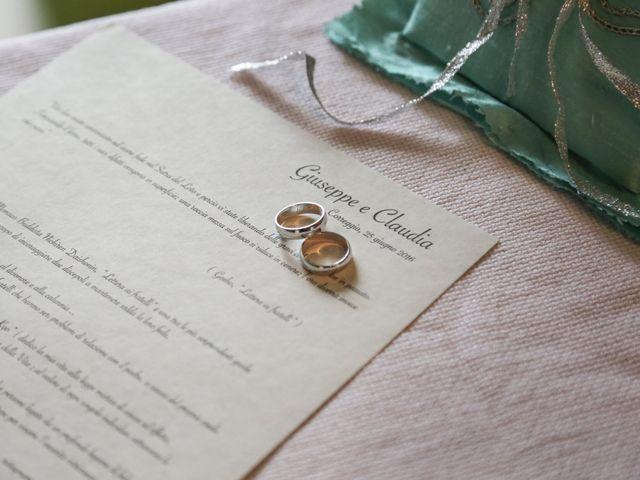 Il matrimonio di Giuseppe e Claudia a Correggio, Reggio Emilia 3