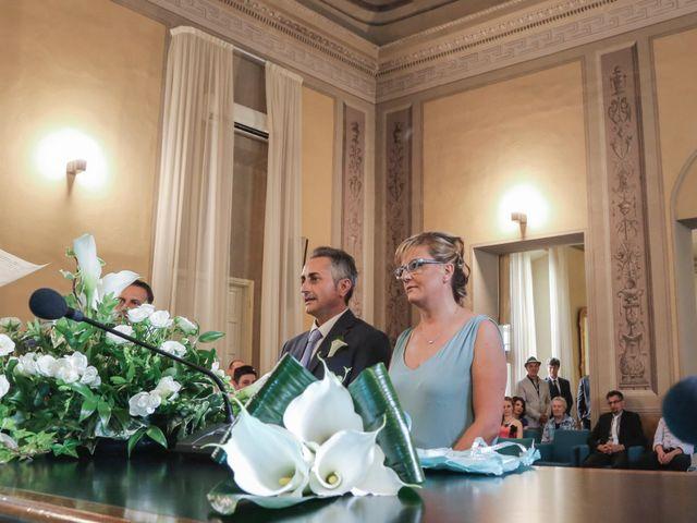 Il matrimonio di Giuseppe e Claudia a Correggio, Reggio Emilia 5