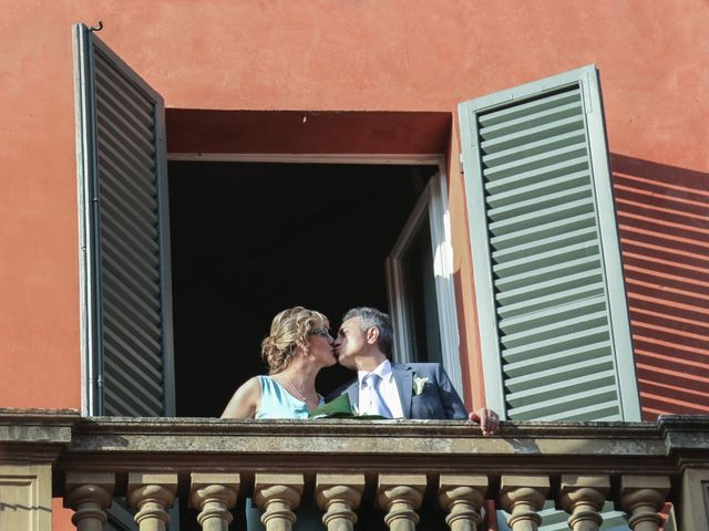 Il matrimonio di Giuseppe e Claudia a Correggio, Reggio Emilia 7