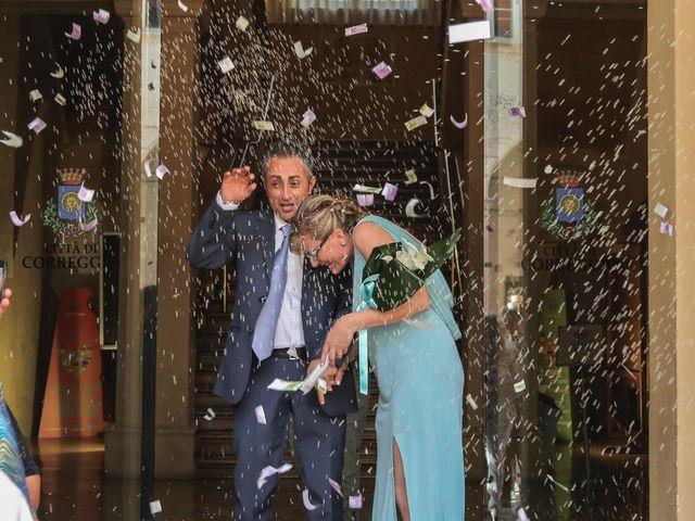 Il matrimonio di Giuseppe e Claudia a Correggio, Reggio Emilia 8