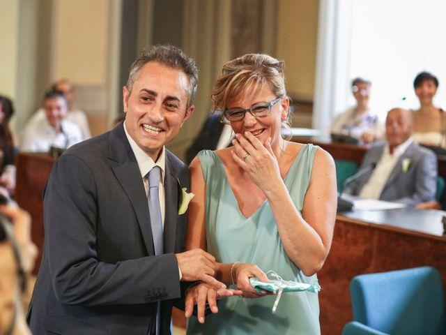 Il matrimonio di Giuseppe e Claudia a Correggio, Reggio Emilia 18