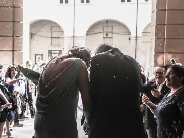 Il matrimonio di Giuseppe e Claudia a Correggio, Reggio Emilia 19