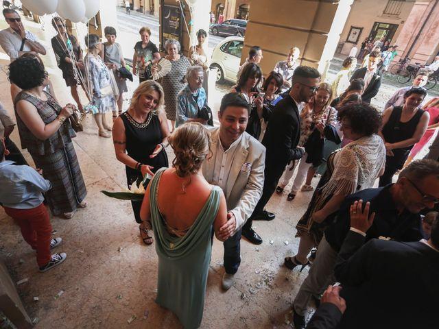 Il matrimonio di Giuseppe e Claudia a Correggio, Reggio Emilia 20