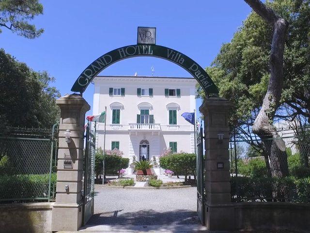 Il matrimonio di Giovanni e Claudia a Rosignano Marittimo, Livorno 2