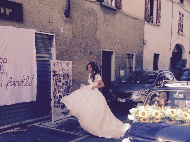 Il matrimonio di Luca e Elisa a Coccaglio, Brescia 5