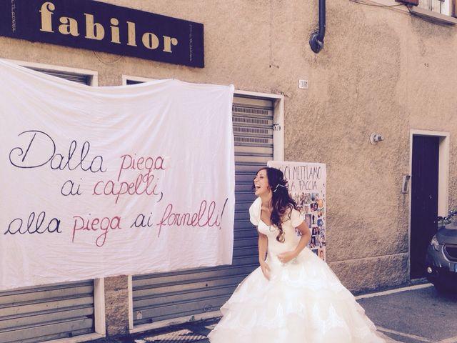 Il matrimonio di Luca e Elisa a Coccaglio, Brescia 6