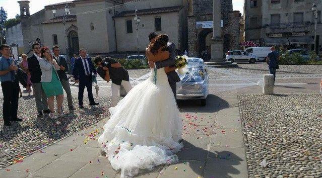Il matrimonio di Luca e Elisa a Coccaglio, Brescia 7