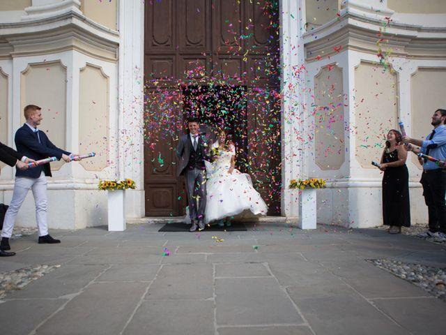 Il matrimonio di Luca e Elisa a Coccaglio, Brescia 10