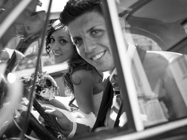 Il matrimonio di Luca e Elisa a Coccaglio, Brescia 11
