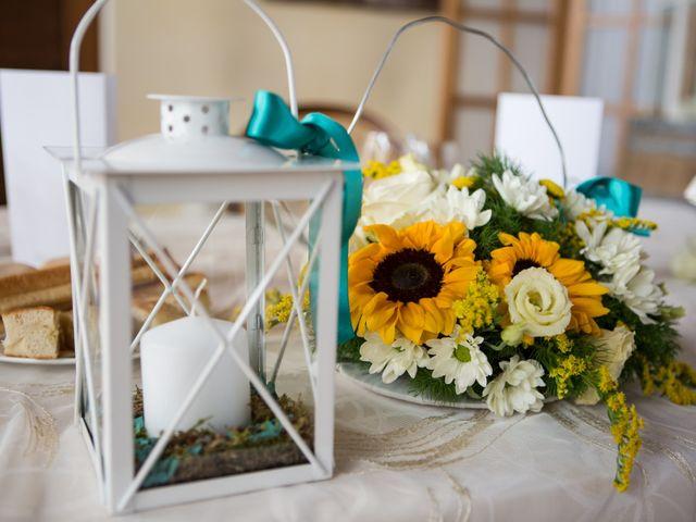 Il matrimonio di Luca e Elisa a Coccaglio, Brescia 13