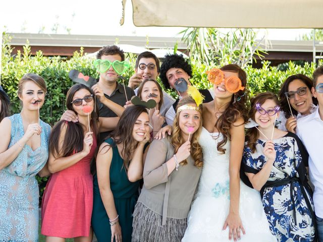 Il matrimonio di Luca e Elisa a Coccaglio, Brescia 17