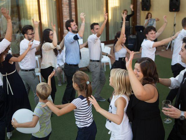 Il matrimonio di Luca e Elisa a Coccaglio, Brescia 23