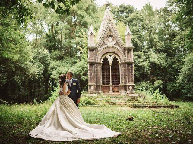 le nozze di Claudia e Paolo