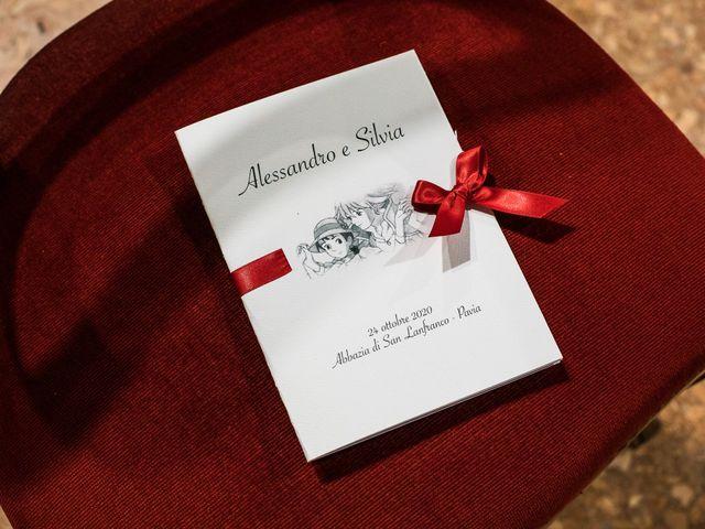 Il matrimonio di Alessandro e Silvia a Pavia, Pavia 16