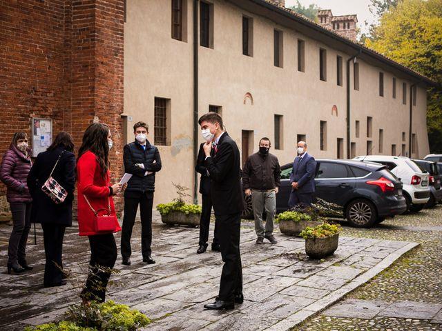 Il matrimonio di Alessandro e Silvia a Pavia, Pavia 17