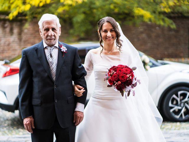 Il matrimonio di Alessandro e Silvia a Pavia, Pavia 25