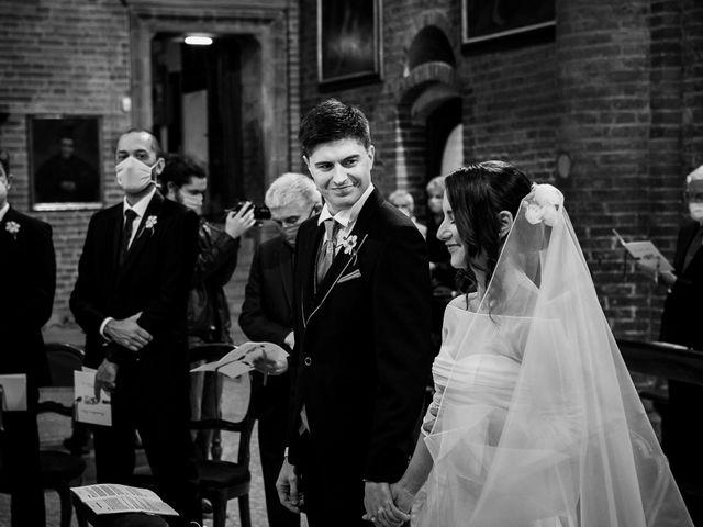 Il matrimonio di Alessandro e Silvia a Pavia, Pavia 32
