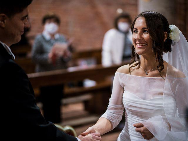 Il matrimonio di Alessandro e Silvia a Pavia, Pavia 33