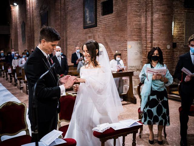 Il matrimonio di Alessandro e Silvia a Pavia, Pavia 34