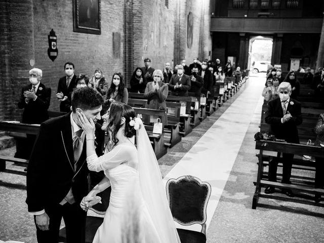 Il matrimonio di Alessandro e Silvia a Pavia, Pavia 37