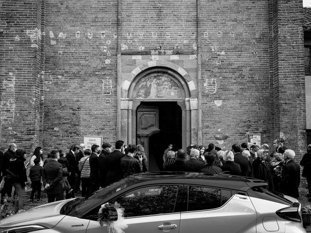 Il matrimonio di Alessandro e Silvia a Pavia, Pavia 41