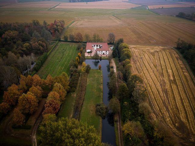Il matrimonio di Alessandro e Silvia a Pavia, Pavia 1