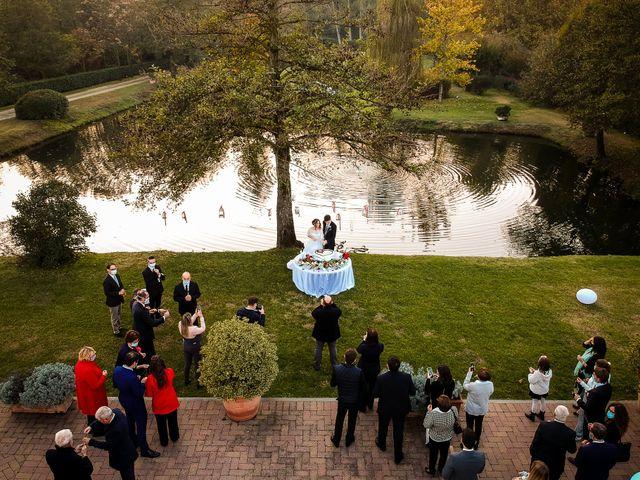 Il matrimonio di Alessandro e Silvia a Pavia, Pavia 57