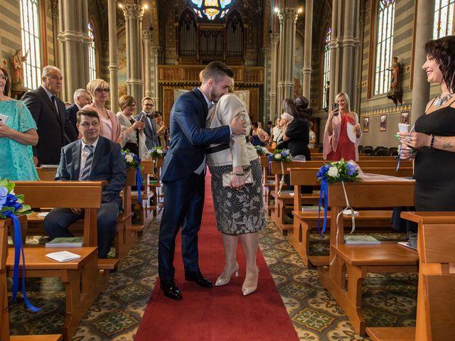 Il matrimonio di Luca e Federica a Fara Gera d'Adda, Bergamo 7
