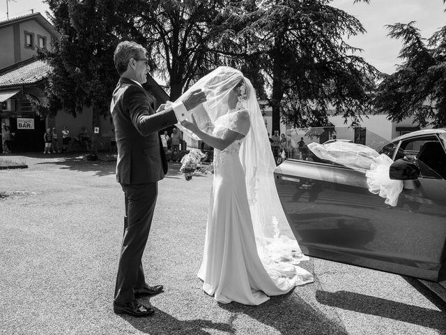 Il matrimonio di Luca e Federica a Fara Gera d'Adda, Bergamo 8