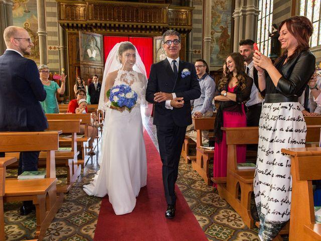 Il matrimonio di Luca e Federica a Fara Gera d'Adda, Bergamo 9