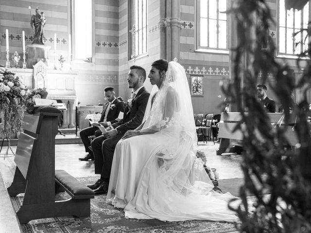 Il matrimonio di Luca e Federica a Fara Gera d'Adda, Bergamo 11